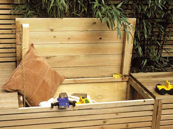 DIY λύσεις αποθηκευτικού χώρου για την αυλή και τον κήπο σας3
