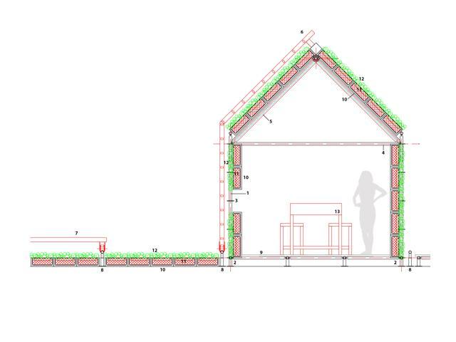 eathouse μια ιδέα κήπου σε μορφή σπιτιού2