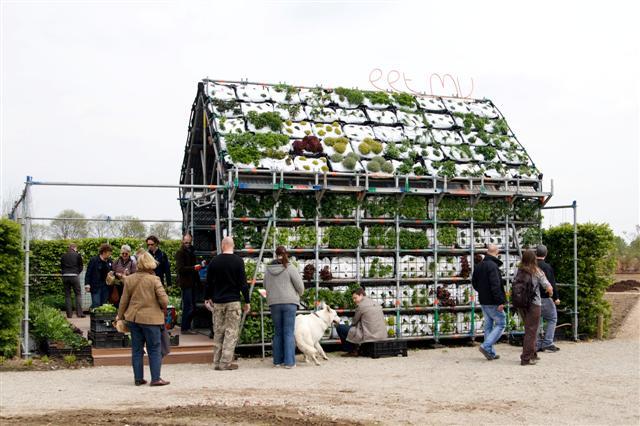 eathouse μια ιδέα κήπου σε μορφή σπιτιού4
