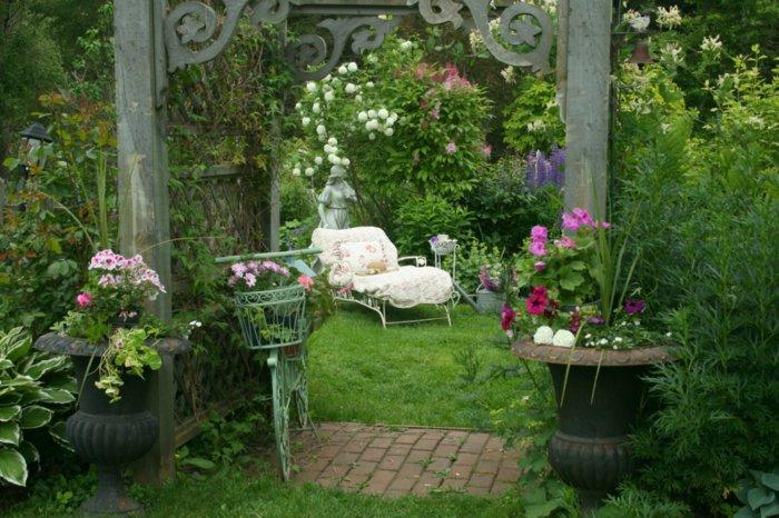 vintage διακόσμηση κήπου12