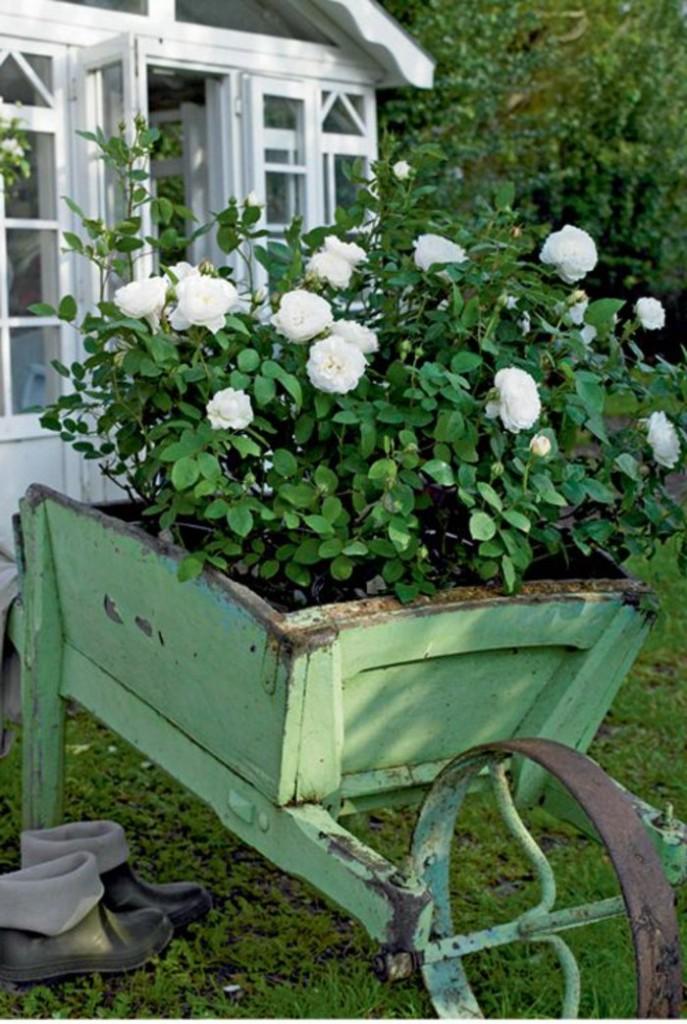 vintage διακόσμηση κήπου13