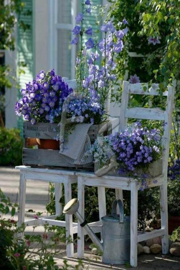 vintage διακόσμηση κήπου15
