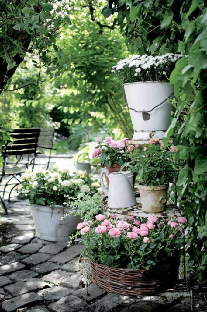vintage διακόσμηση κήπου5