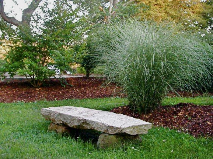 Ρουστίκ παγκάκια κήπων8