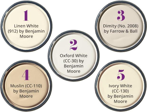 Τα 5 καλύτερα ανοιχτά μπέζ χρώματα για το σπίτι σας