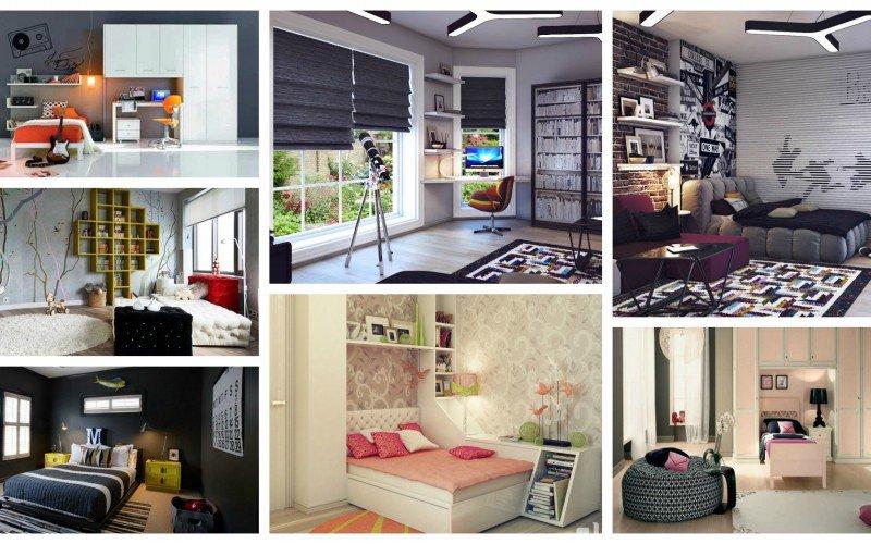 Απίθανα και εκλεπτυσμένα εφηβικά δωμάτια τα οποία οι έφηβοι θα λατρέψουν