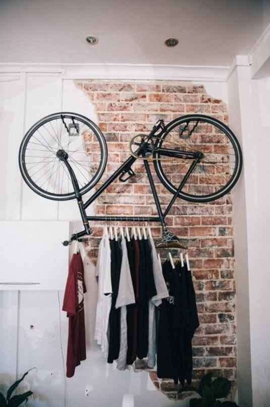 ιδέες ανακύκλωσης από παλιά μέρη ποδηλάτου1