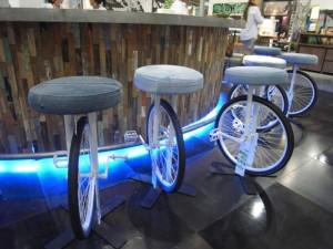 ιδέες ανακύκλωσης από παλιά μέρη ποδηλάτου2