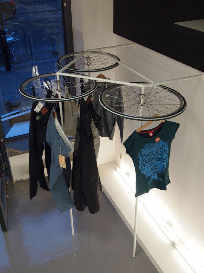 ιδέες ανακύκλωσης από παλιά μέρη ποδηλάτου4
