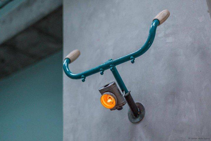 ιδέες ανακύκλωσης από παλιά μέρη ποδηλάτου6