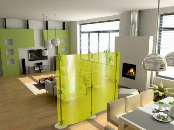Μοντέρνες ιδέες διαχωριστικών δωματίου7