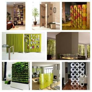 28 Μοντέρνες ιδέες διαχωριστικών δωματίου