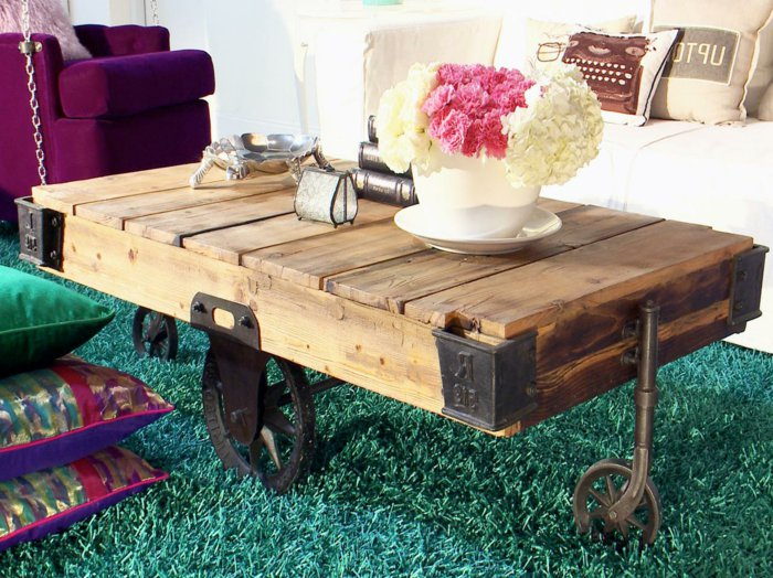 pallet coffee tables41