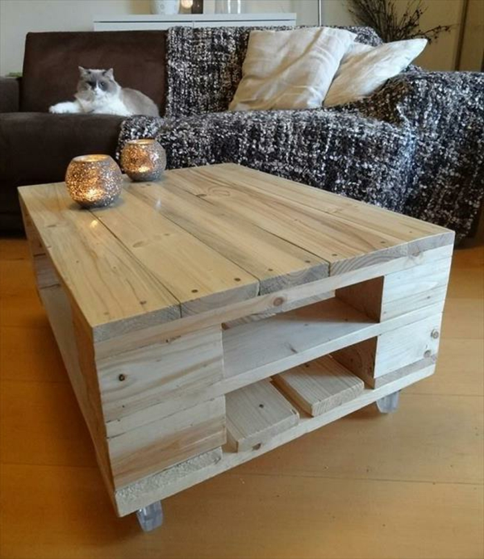 pallet coffee tables42