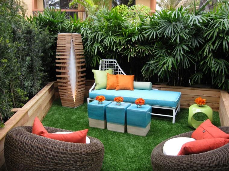 Ανοιξιάτικη ανακαίνιση κήπου ιδέες (1)