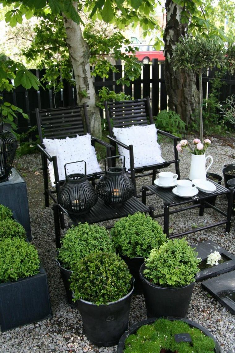 Ανοιξιάτικη ανακαίνιση κήπου ιδέες (17)