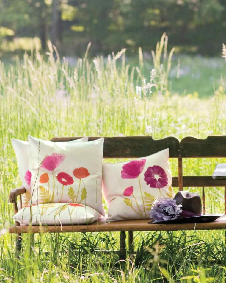 Ανοιξιάτικη ανακαίνιση κήπου ιδέες (22)
