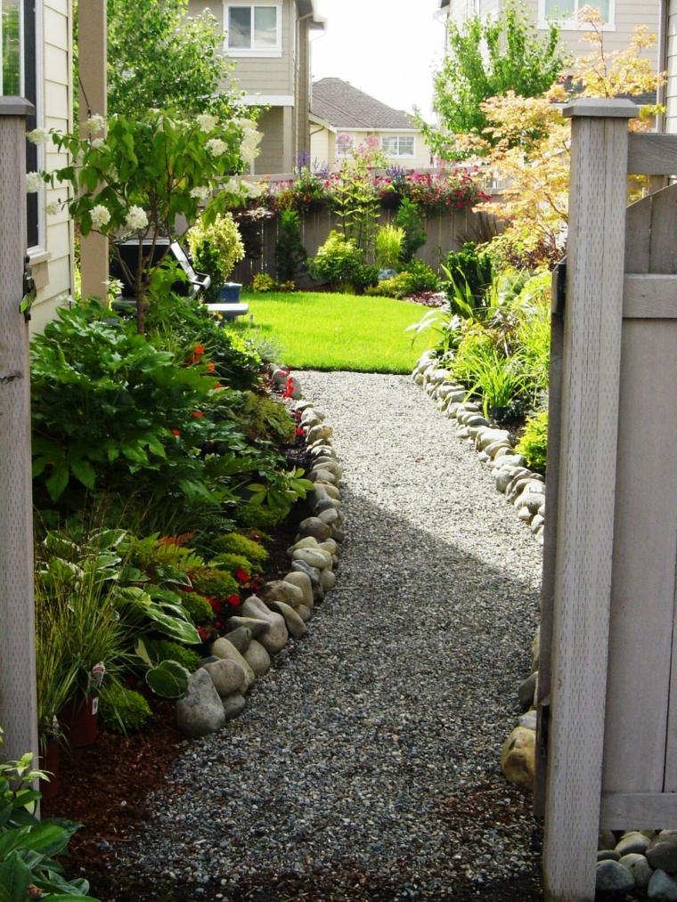 Ανοιξιάτικη ανακαίνιση κήπου ιδέες (24)