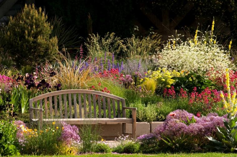 Ανοιξιάτικη ανακαίνιση κήπου ιδέες (26)