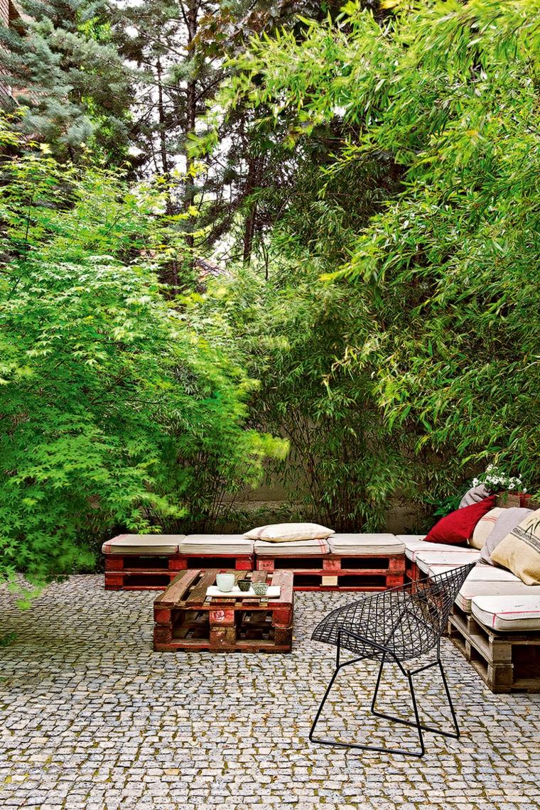 Ανοιξιάτικη ανακαίνιση κήπου ιδέες (27)