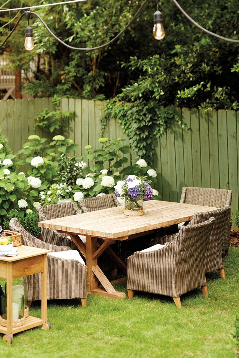 Ανοιξιάτικη ανακαίνιση κήπου ιδέες (28)