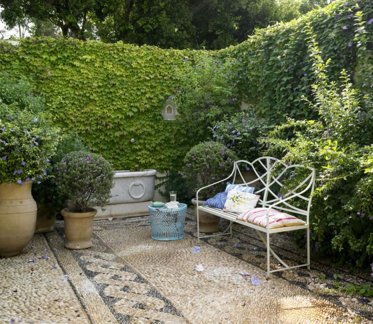 Ανοιξιάτικη ανακαίνιση κήπου ιδέες (31)