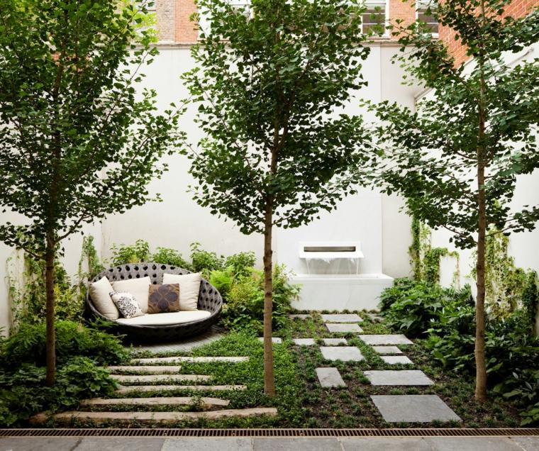Ανοιξιάτικη ανακαίνιση κήπου ιδέες (38)