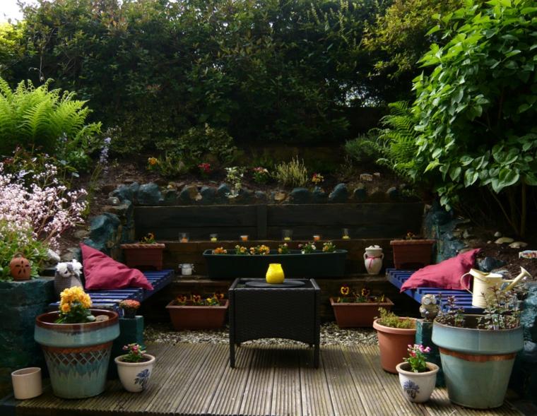 Ανοιξιάτικη ανακαίνιση κήπου ιδέες (4)