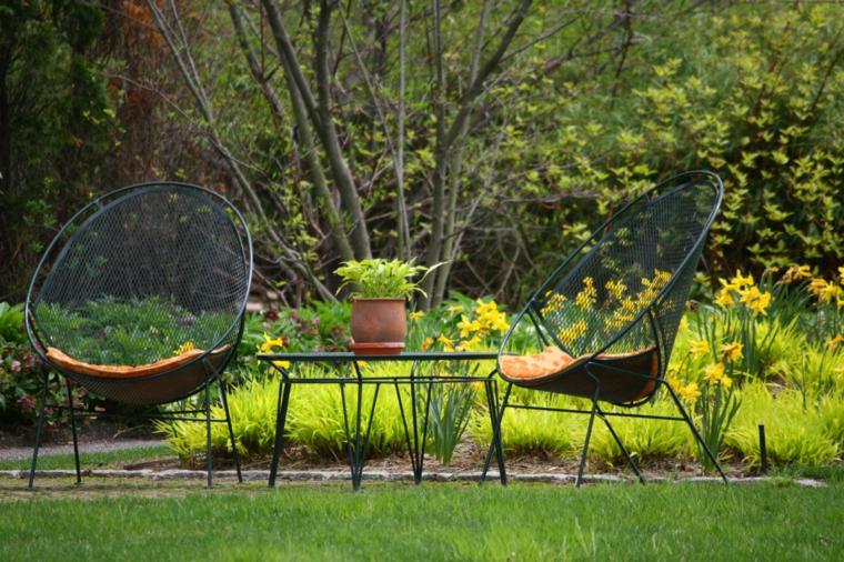 Ανοιξιάτικη ανακαίνιση κήπου ιδέες (40)