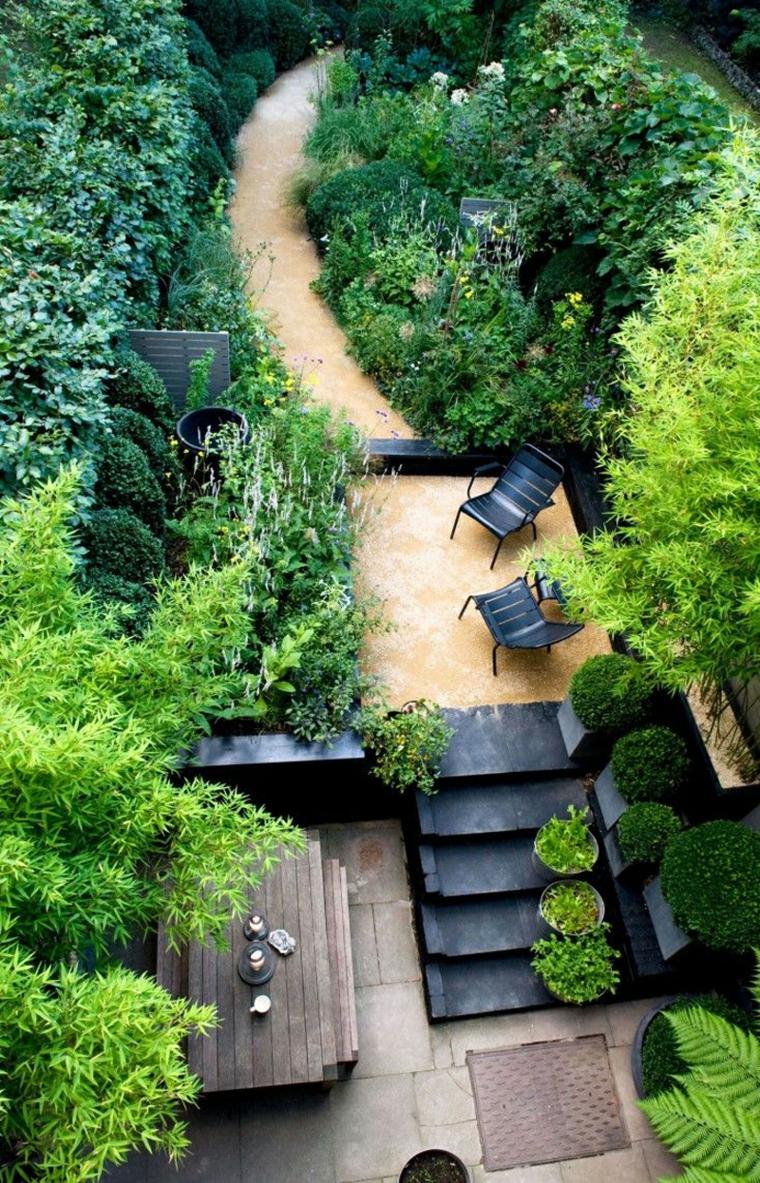 Ανοιξιάτικη ανακαίνιση κήπου ιδέες (44)