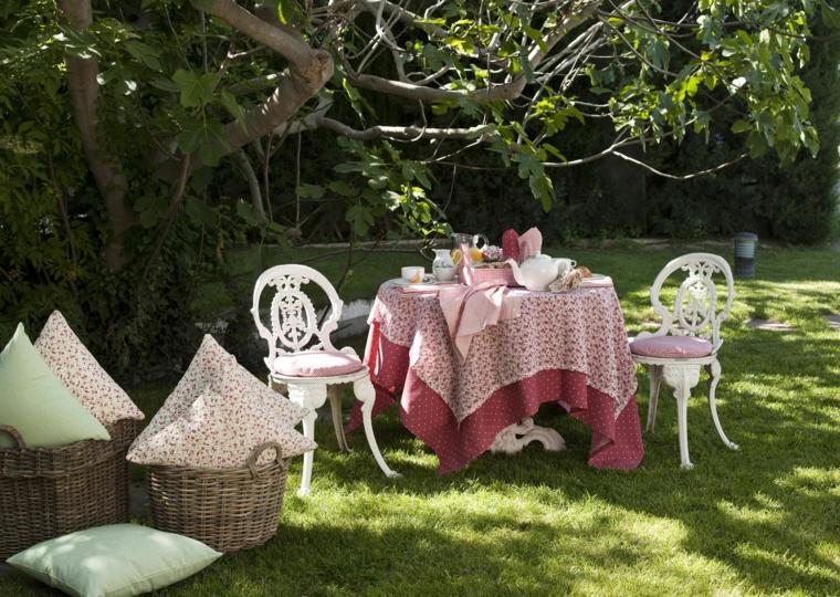 Ανοιξιάτικη ανακαίνιση κήπου ιδέες (5)