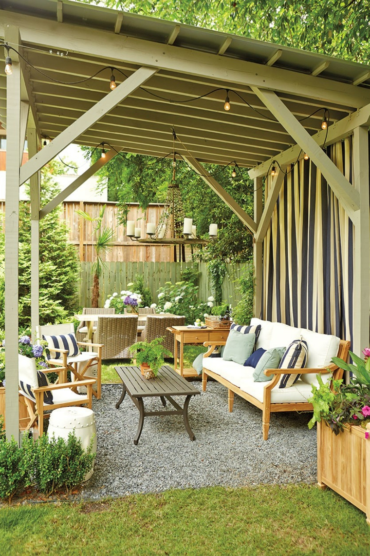 Ανοιξιάτικη ανακαίνιση κήπου ιδέες (9)