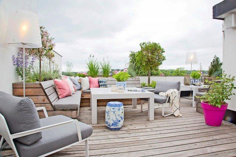 Roof garden - 12 πτυχές προς εξέταση και 64 εικόνες για μια επιτυχημένη κηπουρική
