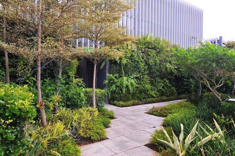 Κήπος στην ταράτσα ιδέες28
