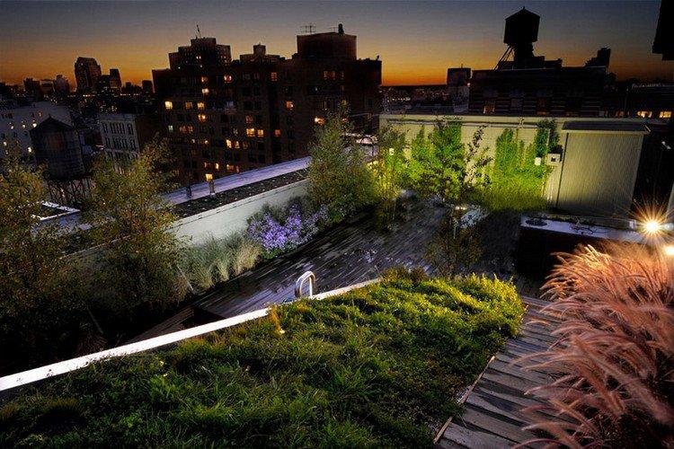 Κήπος στην ταράτσα ιδέες29
