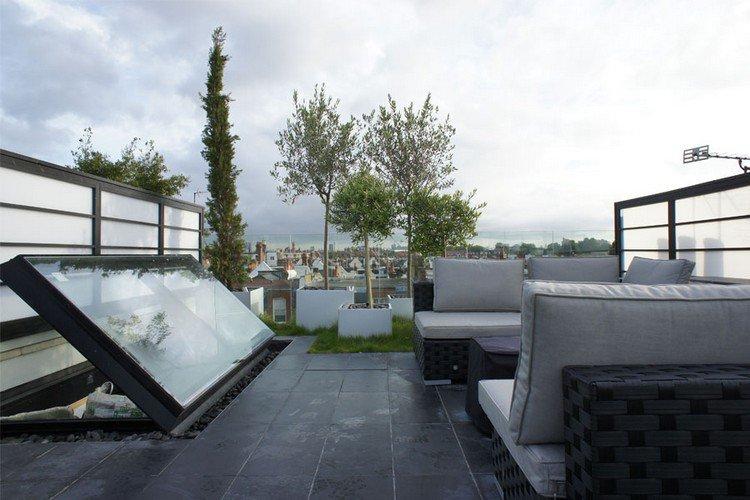 Κήπος στην ταράτσα ιδέες43