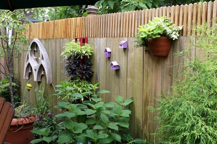 Ρουστίκ διακόσμηση κήπου10