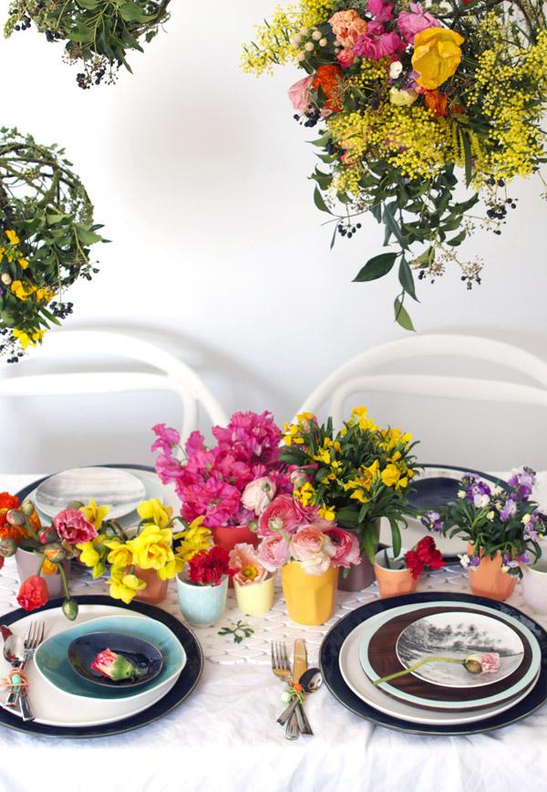 έμπνευση από ντεκόρ γάμου για να ομορφύνετε το σπίτι σας1