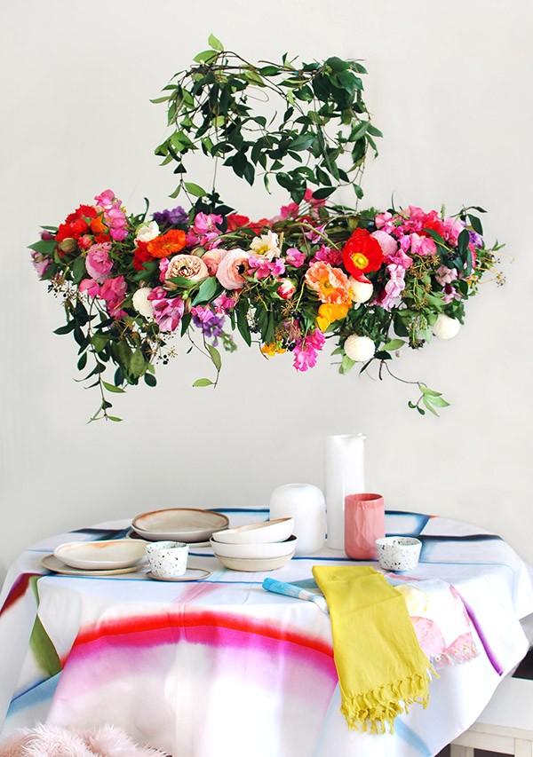 έμπνευση από ντεκόρ γάμου για να ομορφύνετε το σπίτι σας2