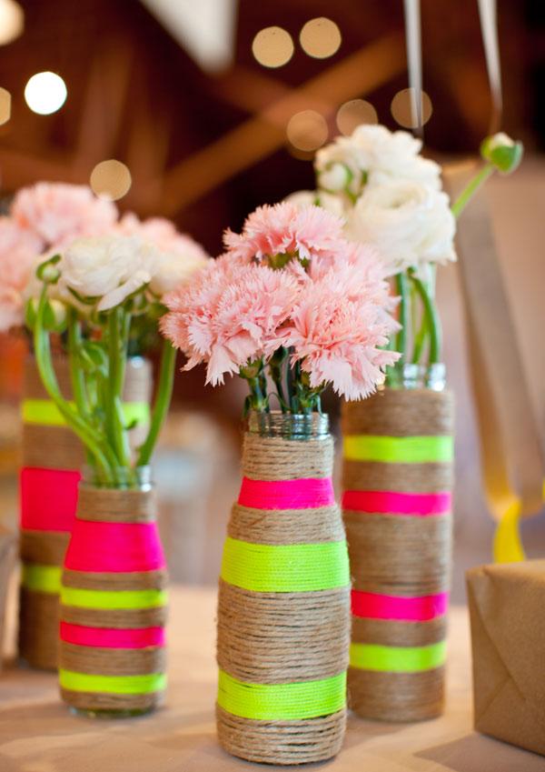 έμπνευση από ντεκόρ γάμου για να ομορφύνετε το σπίτι σας23