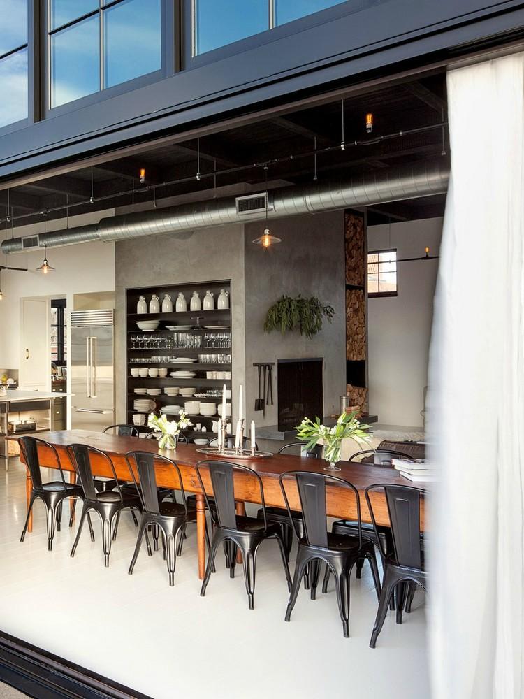 βιομηχανική κουζίνα ιδέες16
