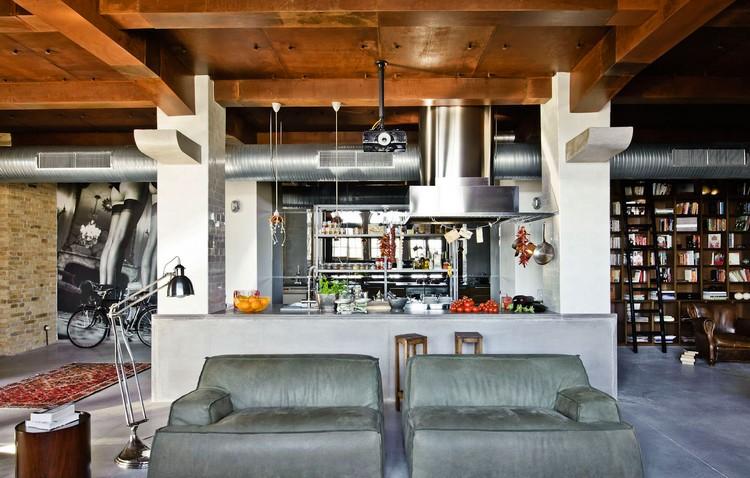 βιομηχανική κουζίνα ιδέες25