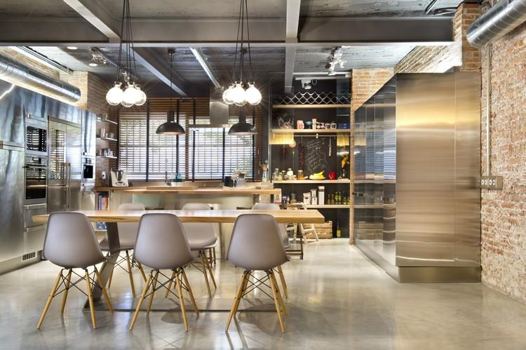 βιομηχανική κουζίνα ιδέες26