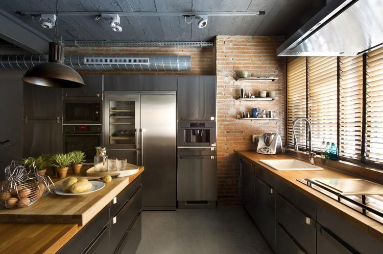 βιομηχανική κουζίνα ιδέες31