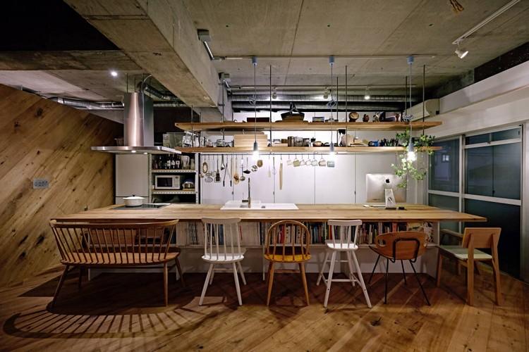 βιομηχανική κουζίνα ιδέες36