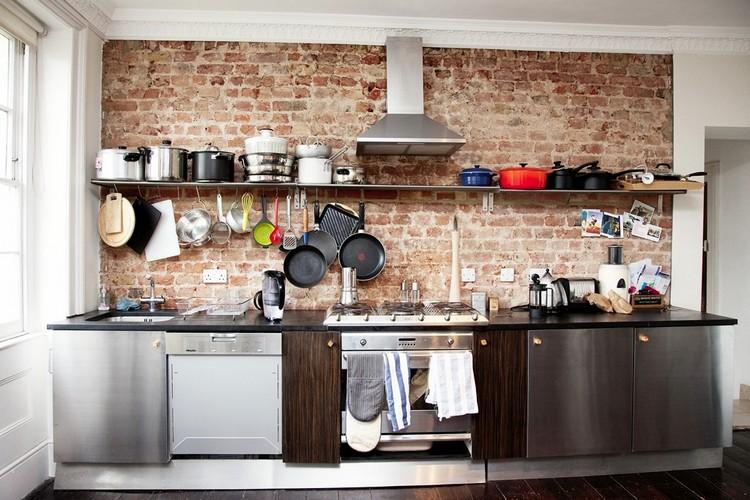 βιομηχανική κουζίνα ιδέες37