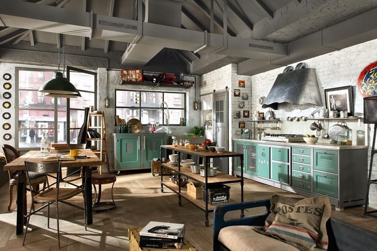 βιομηχανική κουζίνα ιδέες41