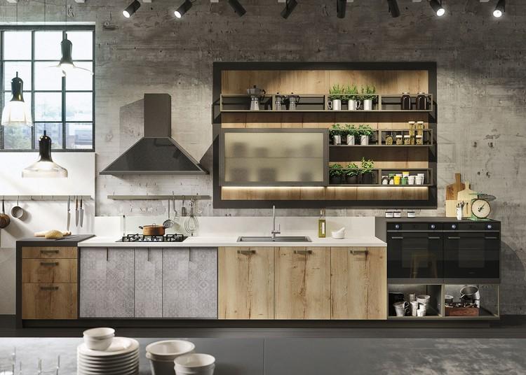 βιομηχανική κουζίνα ιδέες42