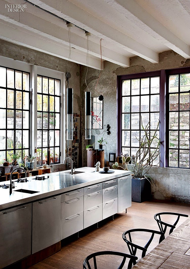 βιομηχανική κουζίνα ιδέες43