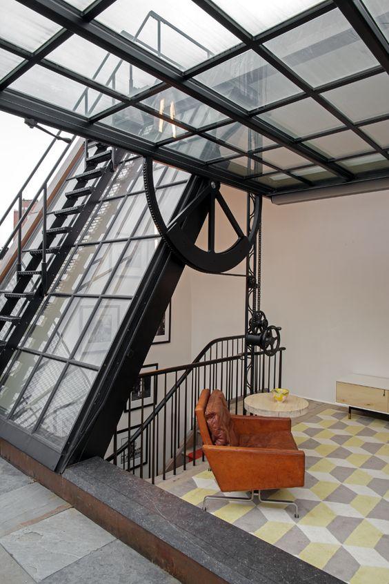 ιδέες διακόσμησης στο ύφος της Νέας Υόρκης (21)